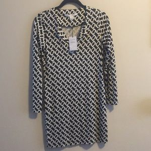 Diane VonFurstenberg chain link dress 6